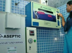 Sanitary Napkin Vending Machines Be Installed All Women S Colleges Bengal