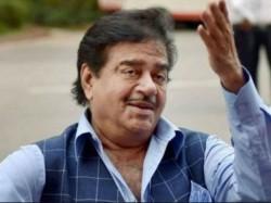 Shatrughan Sinha Attacks Modi Amnd Hits At Bjp