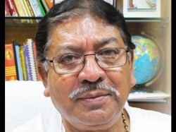 Congress Leader Somen Mitra Is Admitted At Aims Delhi
