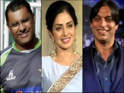 Pakistani Cricketer Reacts On Sridevi S Sudden Death Issue Twitter