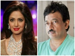 Ram Gopal Varma Is Not Making Biopic On Sridevi