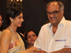 Boney Kapoor Had Special Surprise Plan Sridevi Some Bad Incidents Happend