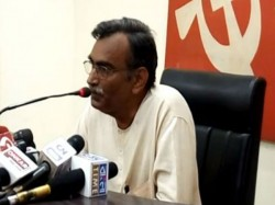Tmc Bjp Tries Spread Communalism West Bengal Alleges Cpim