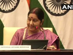 Sushma Swaraj Press Conference On 39 Indian Killed Iraq Says Followed The Protocol