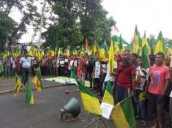 Ipft Demands Separate State Tribals Tripura