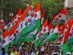 Workers Join Trinamool Congress Leaving Bjp