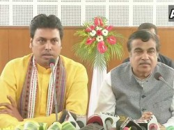 Biplab Dev Will Be The Next Chief Minister Tripura