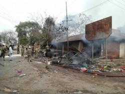Section 144 Imposed Several Violence Affected Areas Tripura