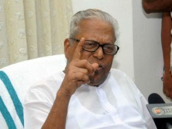 Cpm Leader Vs Achutanandan Urges Party Leadership Join Hands With Secular Forces Fight Sangh Parivar