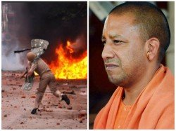 Uttar Pradesh Tops The List Communal Violence Says Home Ministry