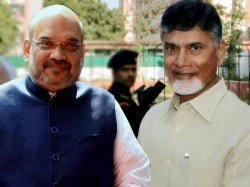 Amit Shah Writes Letter Chandrababu Naidu On Tdp S Nda Leaving