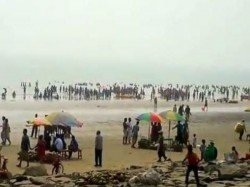 Youth From Bardhaman Seriously Injured The Digha Sea Beach When He Is Busy With Bathing