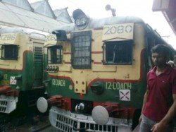 Driver Guards Local Trains Howrah Division Goes On Strike