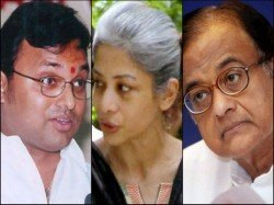 Paid 7 Lakh Dollar Karti On The Instructions His Father P Chidambaram Alleges Indrani Mukerjea