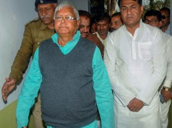 Lalu Prasad Is Sentenced 14 Years Jail Fined Rs 60 Lakh Cbi Court Fourth Fodder Scam Case