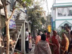 Tmc Councillor S Mother Law Is Murdered Madhyamgram