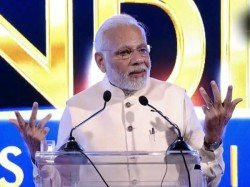 Rising India Is The Rise Self Respect 125 Crore Indians Says Pm Modi