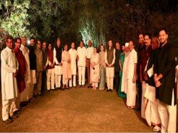 Twenty Opposition Parties Come Together At Dinner Hosted Sonia Gandhi