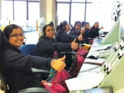 Kempegowda International Airport Takes Off On Girl Power