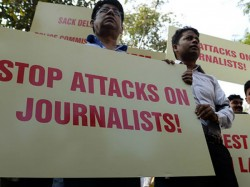 India S Ranking Press Freedom Index Reporters Without Borders Falls To