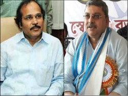 State Congress President Adhir Chowdhury Criticizes Tmc Mp Lawyer Kalyan Banerjee