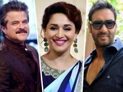 Ajay Devgn Madhuri Dixit Anil Kapoor Groove 80 S Hit Track Paisa Heh Paisa Song