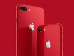 Apple Launches Iphone 8 Iphone 8 Plus Red Editions India