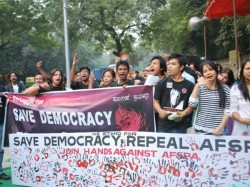 Afspa Has Been Extended Another Six Months 3 District Arunachal Pradesh