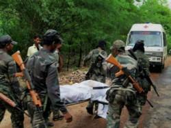Maoist Attack Chhattisgarh 2 Security Personnel Killed