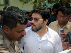 Bjp S Central Minister Babul Supriyo Tweets Resign From The Ministry