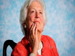 Former Us First Lady Barbara Bush Has Died At The Age 92 Tuesday