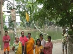 Resident Behala Are Distress Due The Cut Off Wire The Cesc