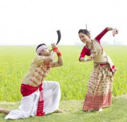Assam Celebrates Bohag Bihu As Kerla Celebrates Malayalam New Year