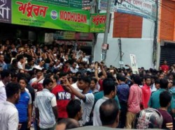 Bnp Protest Against Arrest Khaleda Zia Dhaka On Sunday