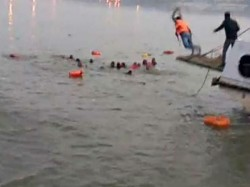 Eight Persons Are Feared Drowned In Koshi River Bhagalpur