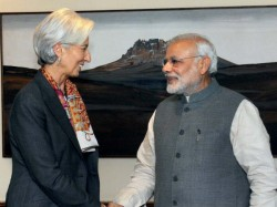 Imf Chief Express Her Dissatisfaction Over The Kathua Unnao Like Incident India
