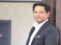 Conrad Sangma Government Seeks 90 10 Funding Shillong Smart City Project
