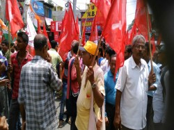 Opposition Parties South 24 Parganas Alleged Tmc Atrocities From Different Parts The Districts