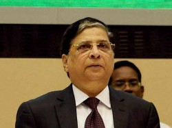Parties Led Congress Submit Impeachment Notice Against Cji Dipak Misra
