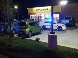 Nude Gunman Shot Dead Three People On The Outskirts Nashvile America