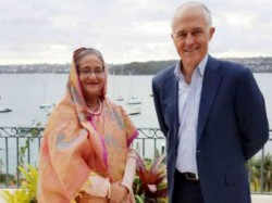Australia Will Appear Next Dhaka Over Rohingya Issue Says Australian Prime Minister