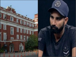 Cricketer Mohammad Shami Faces Police Investigation At Lalbazar In Haseen Jahan Allegation
