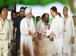 Former Prime Minister Manmohan Singh Says Democracy Is Danger