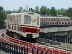 Metro Services Disrupts Due Technical Snag Near Netaji Bhavan Station