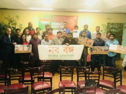 Newly Formed Organisation Naba Banga Starts Their Work From California