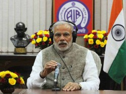 Leaving No Stone Unturned Water Conservation Pm Says Mann Ki Baat