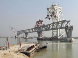 Works The Padma Bridge Bangladesh Would Be Finished Within
