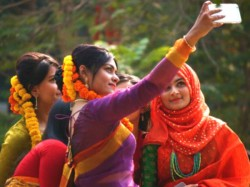 Bengal Celebrates Poila Baishakh The Bengali New Year With Tradition