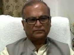 Pradip Bhattacharya Attacks Election Commission State