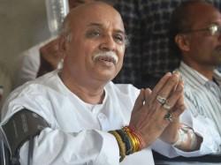 Pravin Togadia Is Lost Viswa Hindu Parishad Election